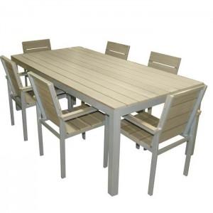 table et chaises de jardin soldes chaise id es de. Black Bedroom Furniture Sets. Home Design Ideas