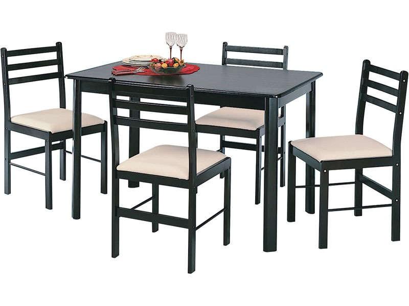 Table De Cuisine + 4 Chaises Pas Cher