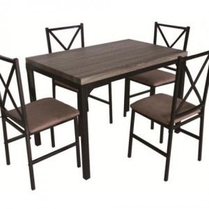 table ronde et chaises de cuisine pas cher chaise id es de d coration de maison gqd2oggbzr. Black Bedroom Furniture Sets. Home Design Ideas