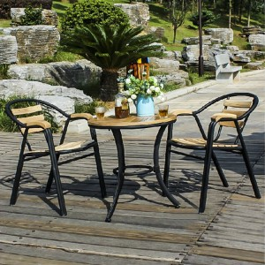 table et chaise en fer forg exterieur chaise id es de d coration de maison 56lgrxan30. Black Bedroom Furniture Sets. Home Design Ideas