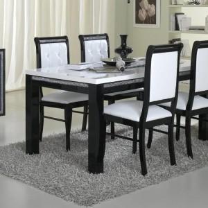 Chaise salle manger moderne bois chaise id es de for Table salle a manger moderne