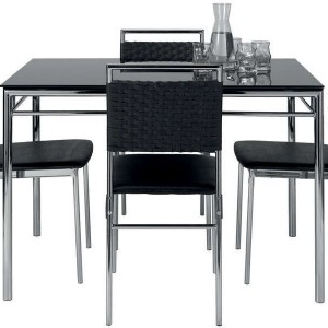 table ronde et chaises de cuisine pas cher chaise. Black Bedroom Furniture Sets. Home Design Ideas