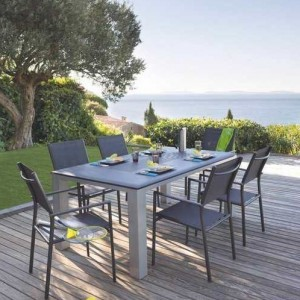 soldes table et chaises jardin chaise id es de. Black Bedroom Furniture Sets. Home Design Ideas