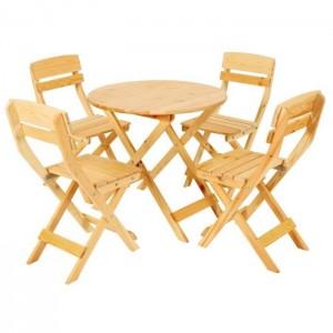 Table pliante avec chaises incorpor es chaise id es de for Table pliante avec 4 chaises integrees