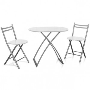 Table pliante avec chaises chaise id es de d coration de maison 89l7omwl2g - Table pliante chaises integrees ...