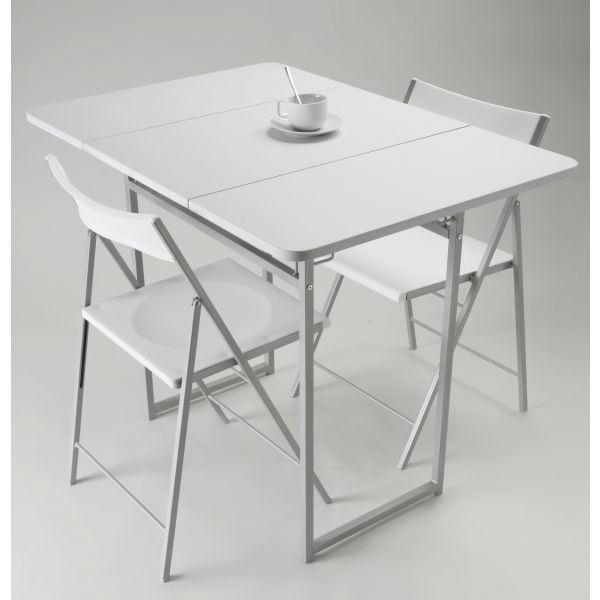 Table Pliante Avec Chaises Intégrées Ikea
