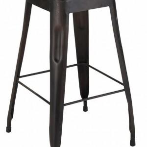 great tabouret bar tolix cm with tabouret tolix 75. Black Bedroom Furniture Sets. Home Design Ideas