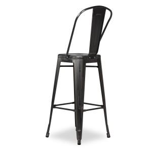 Tabouret bar tolix occasion chaise id es de d coration - Chaise tolix occasion ...
