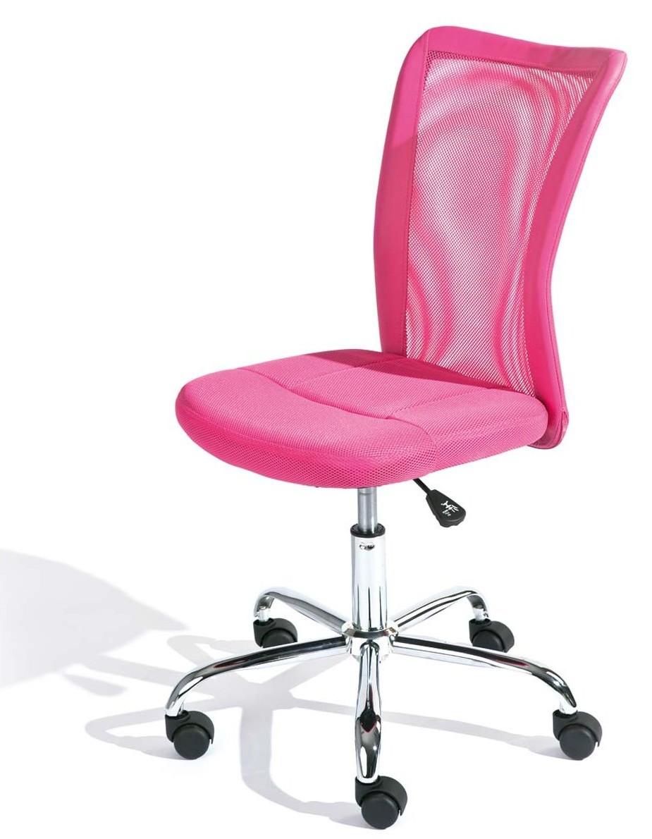 Chaise Bureau Rose Conforama