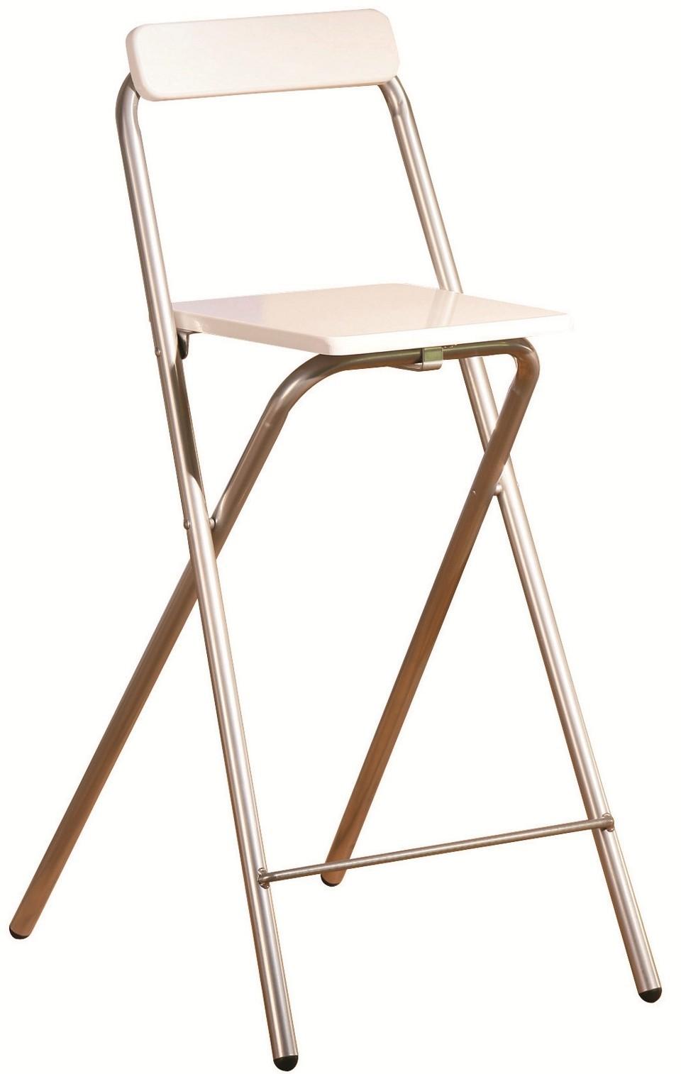Chaise De Bar Pliable Pas Cher