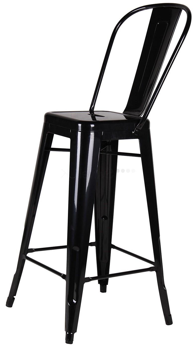 Chaise De Bar Type Tolix
