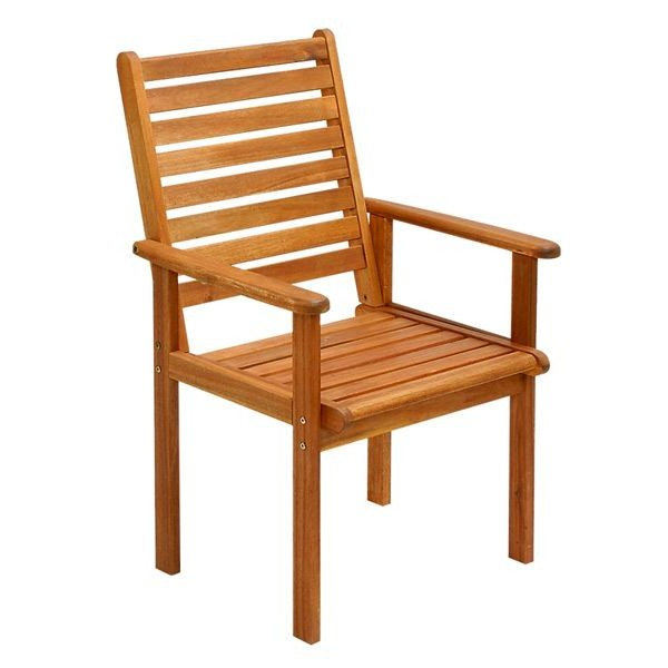 Chaise De Jardin En Teck Soldes