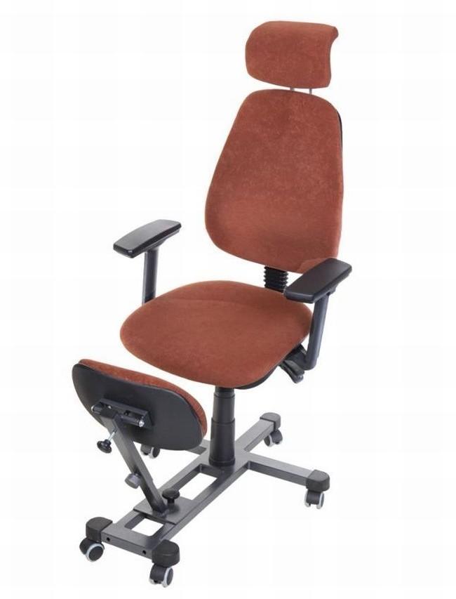 Chaise Ergonomique Assis Genoux