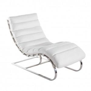Chaise Longue Cuir Freud