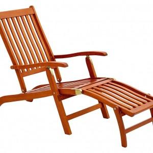 Chaise jardin fer et bois chaise id es de d coration for Chaise longue bois jardin