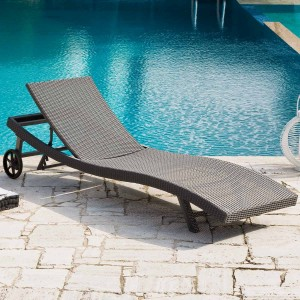 Transat chaise longue castorama chaise id es de for Chaise longue solde