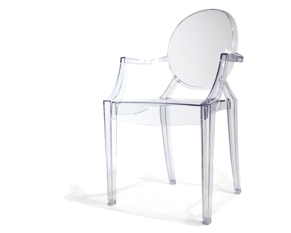 Chaise Philippe Starck Louis Ghost