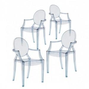 Chaise imitation starck trendy bertoia diamond chair for Chaise design montreal