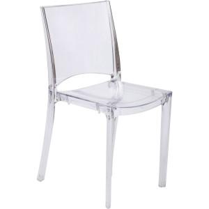 Chaise plexi transparente leroy merlin chaise id es de for Chaise de bureau leroy merlin