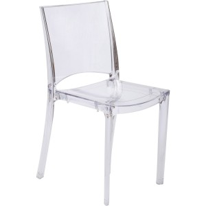 Chaises plexiglass fly finest chaises salle manger fly - Leroy merlin chaise de bar ...