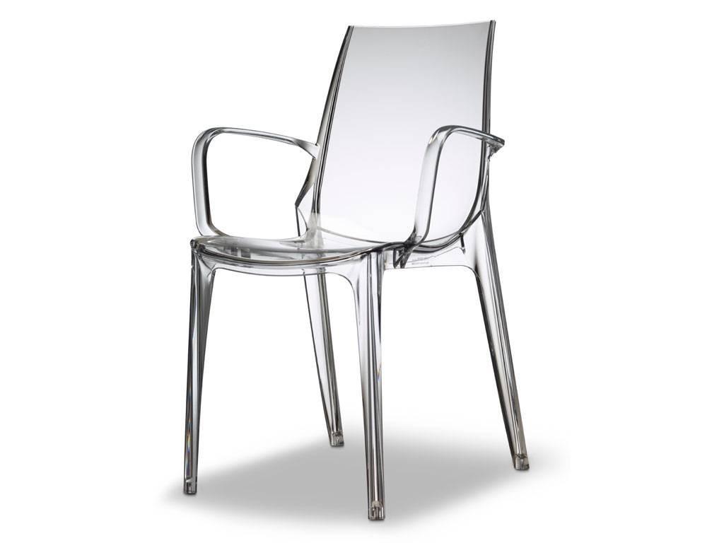 Chaise Polycarbonate Blanche Pas Cher