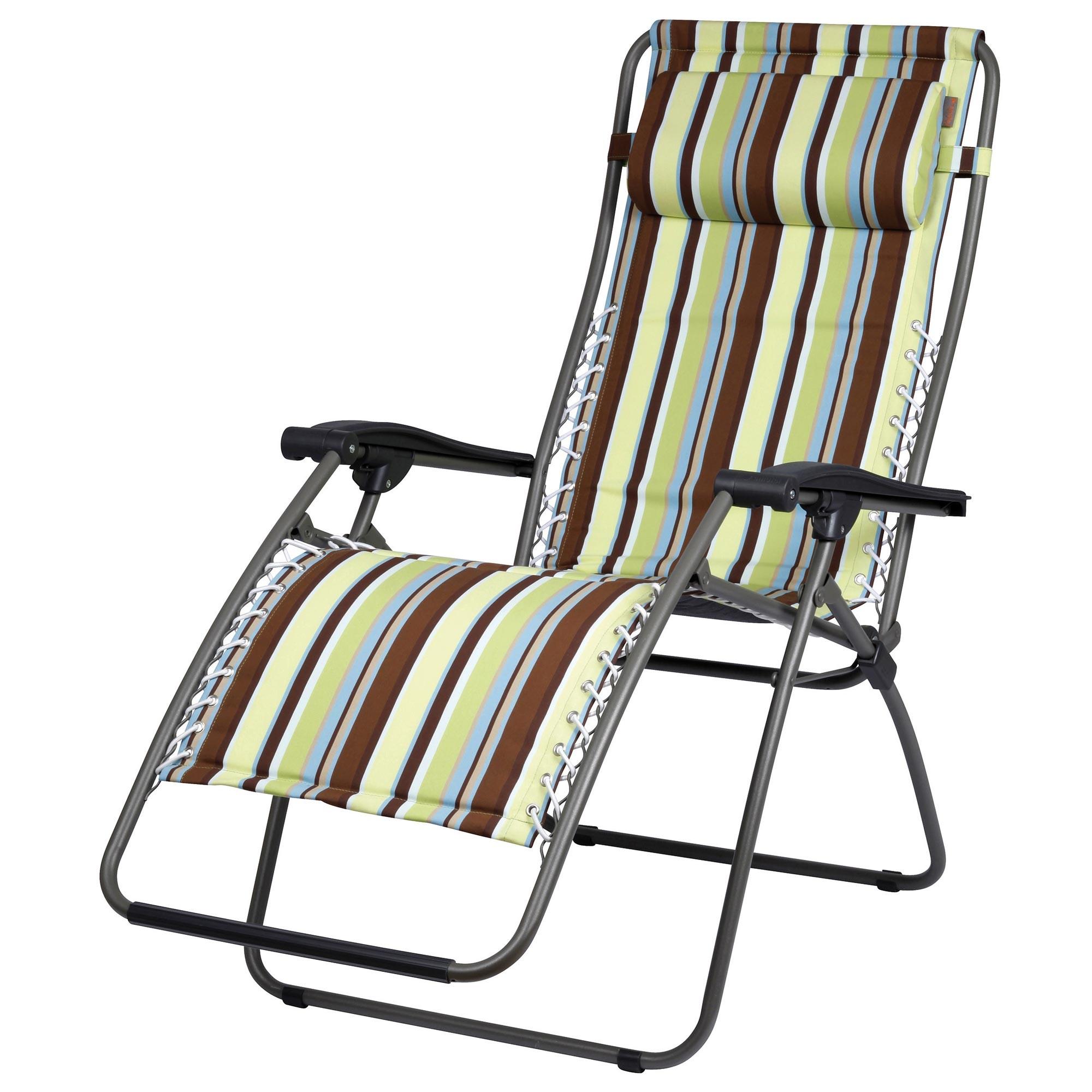 Chaise Relax Pliante Pas Cher