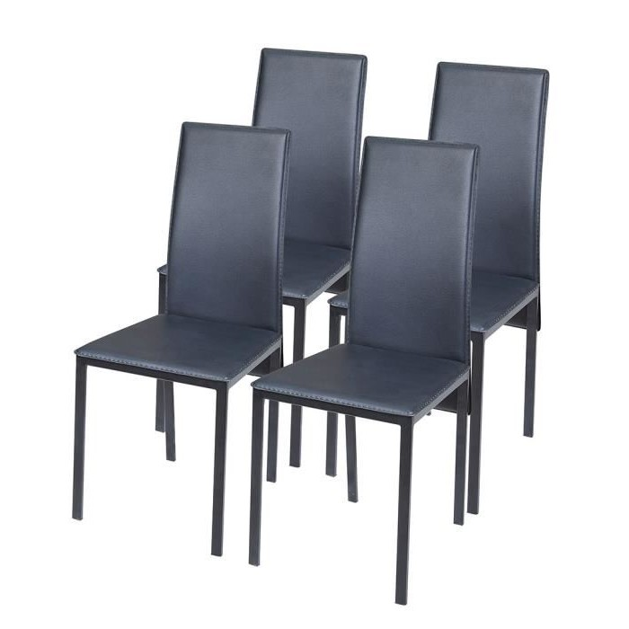 Chaise salle a manger pas cher lot de 4 chaise id es for Chaise de table a manger pas cher