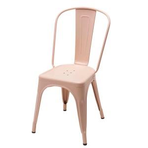 chaise tole x chaise id es de d coration de maison On chaise tole