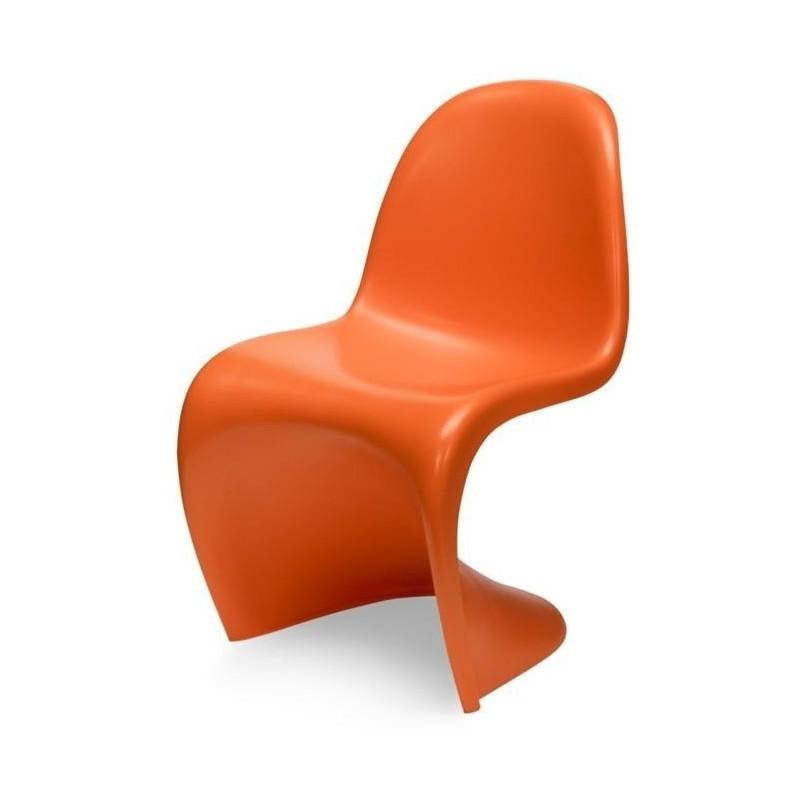 Chaise panton pas cher elegant chaise rar eames fauteuil for Chaise vitra eames pas cher
