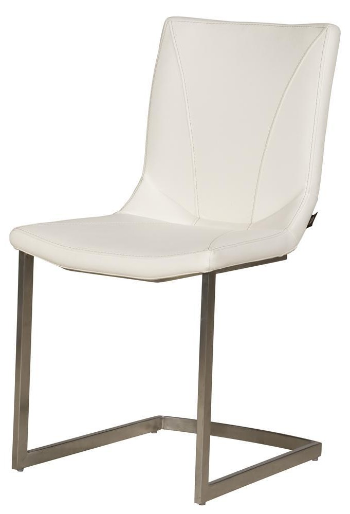 Chaises Blanches Fly