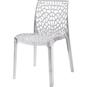 chaise transparente leroy merlin. Black Bedroom Furniture Sets. Home Design Ideas