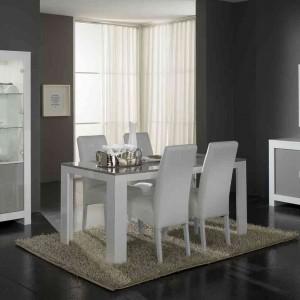Chaises contemporaines salle manger chaise id es de d coration de maison - Chaise pour salle a manger pas cher ...