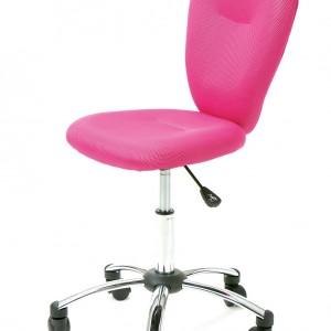 Chaise bureau rose conforama chaise id es de for Chaise rose fly