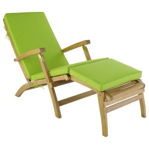 Chaise longue exterieur pas cher chaise id es de for Coussin chaise exterieur