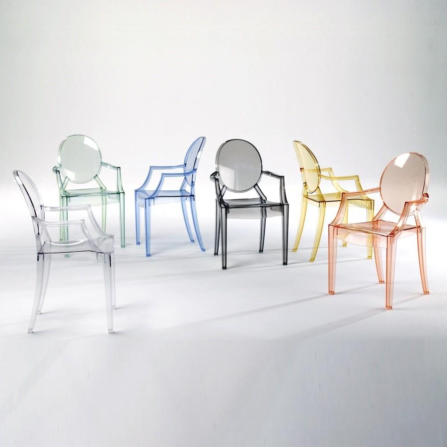 La Chaise Louis Ghost Histoire Des Arts