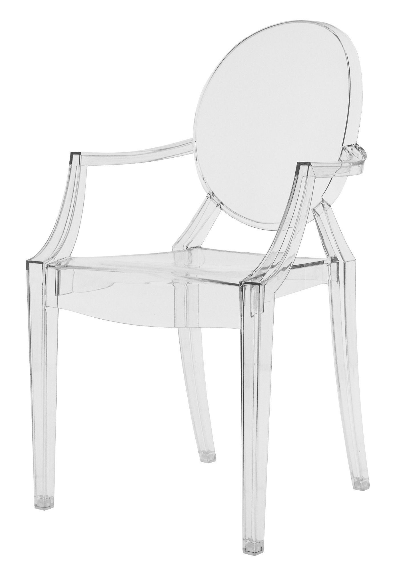 la chaise louis ghost philippe starck histoire des arts. Black Bedroom Furniture Sets. Home Design Ideas