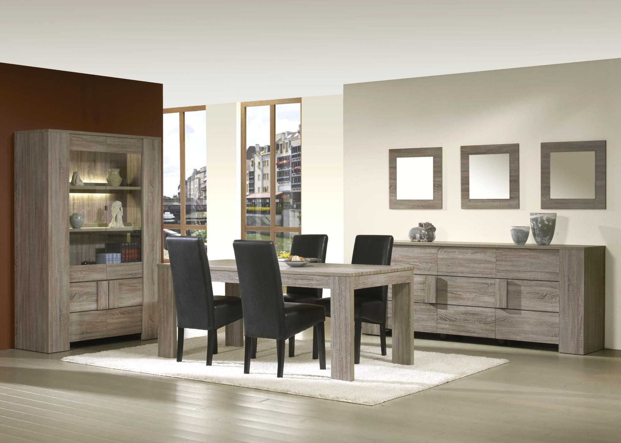 modele de salle a manger les derni res. Black Bedroom Furniture Sets. Home Design Ideas