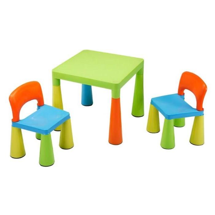 Petite Table Et Chaise Bébé