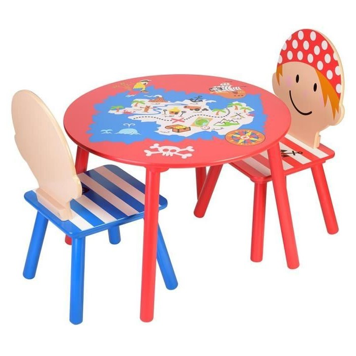 Petite Table Et Chaise Pour Bébé