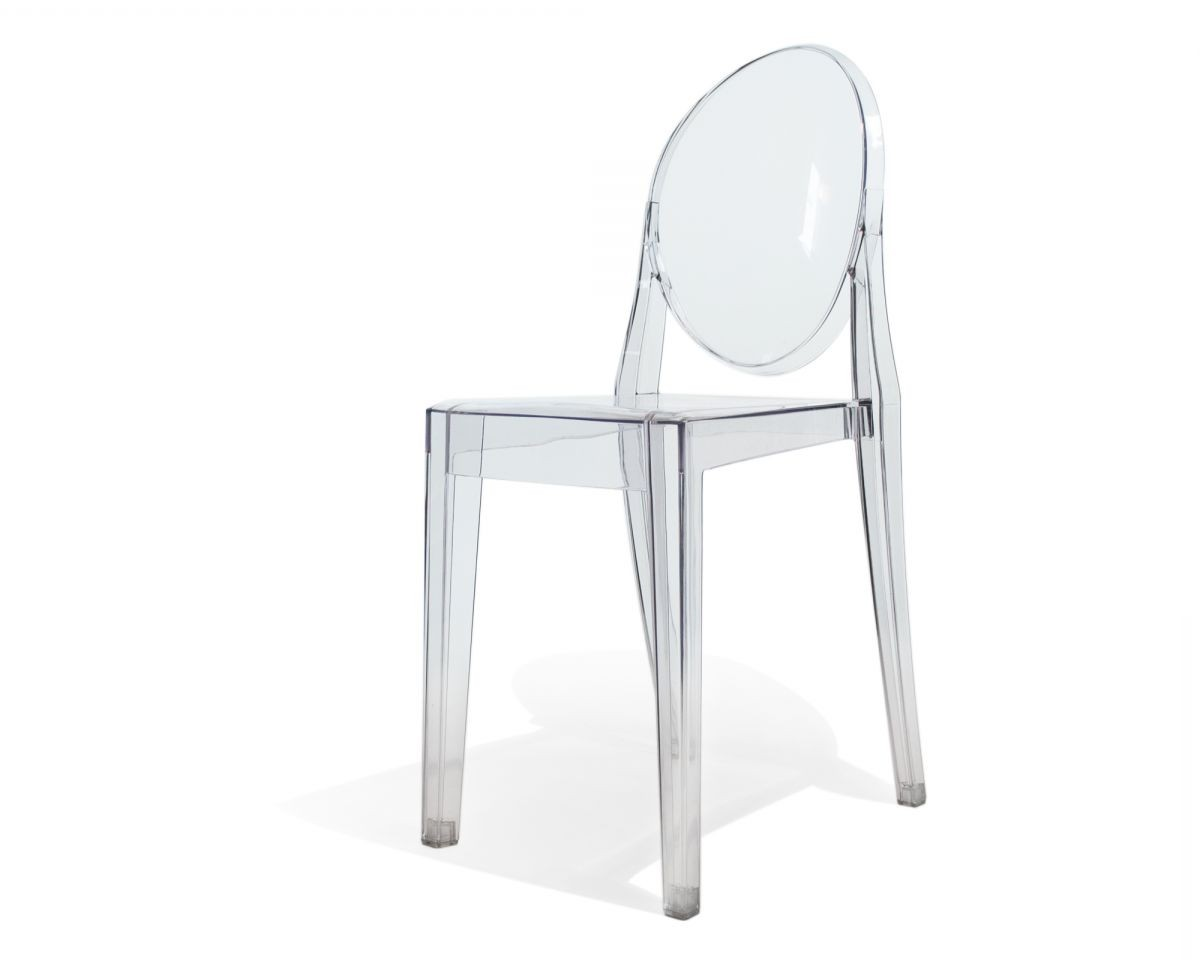 Philippe Starck Chaise Louis Ghost Hda