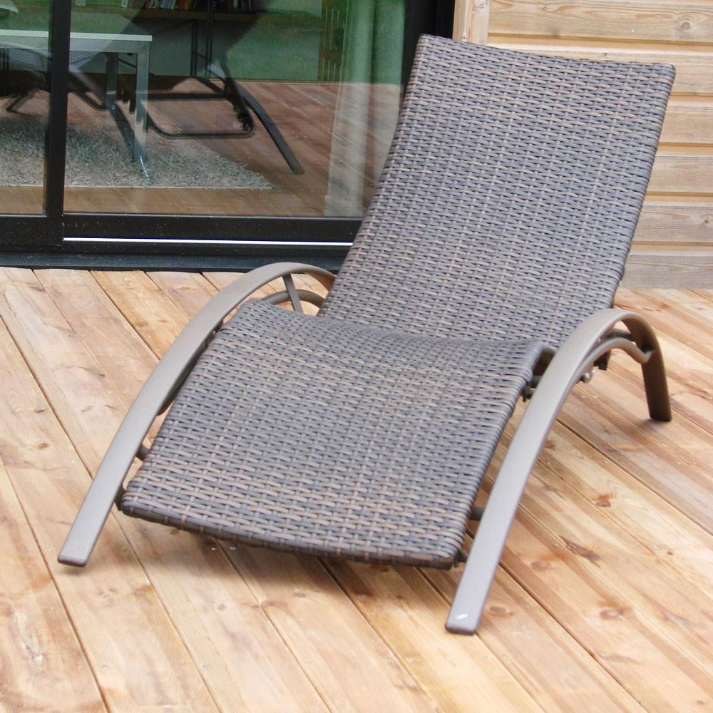 Solde Chaise Longue
