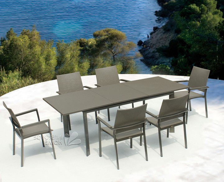 Soldes Table Chaises Jardin