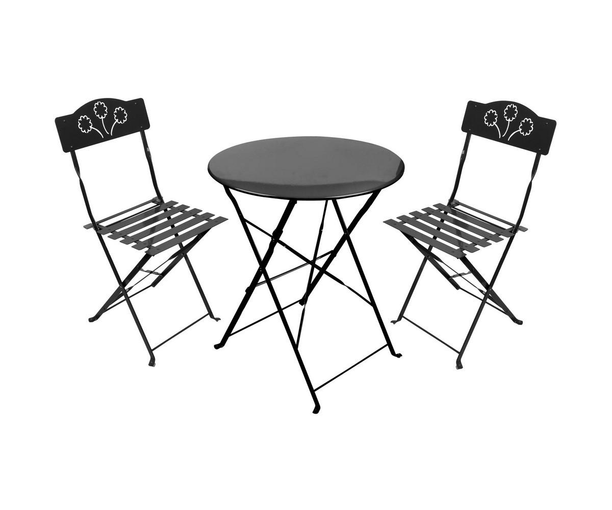 Table Et Chaise De Bistrot Pas Cher