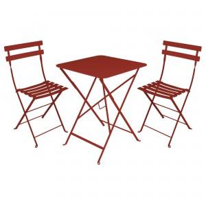 Table Et Chaise De Jardin Pliante
