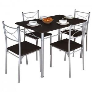 Table et chaise pour cuisine pas cher chaise id es de for Table plus chaise de cuisine pas cher