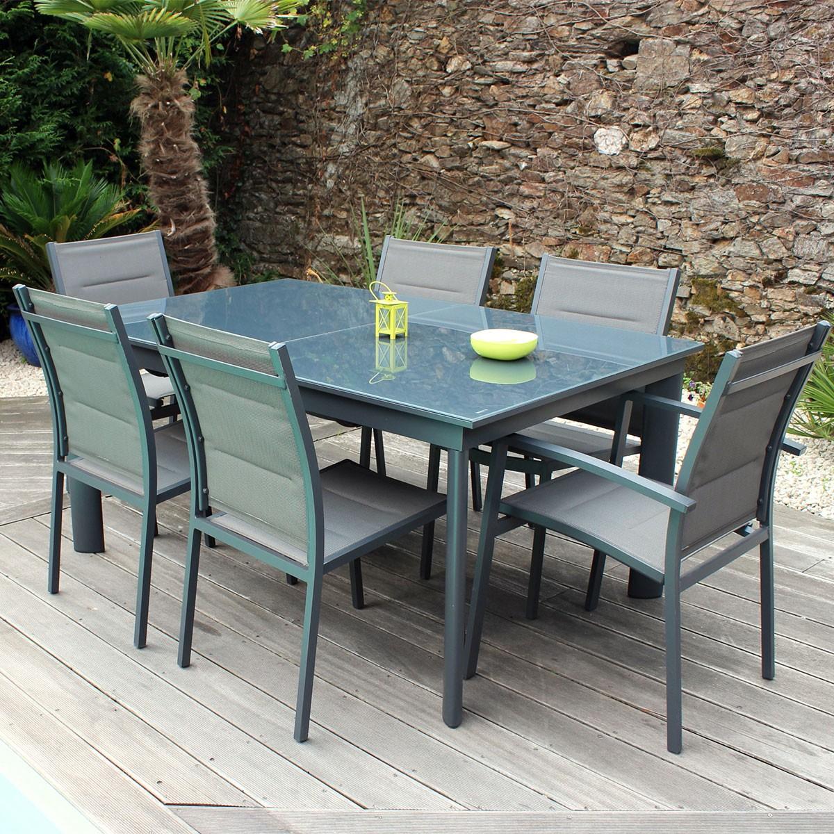 Table Et Chaise Pas Cher De Jardin