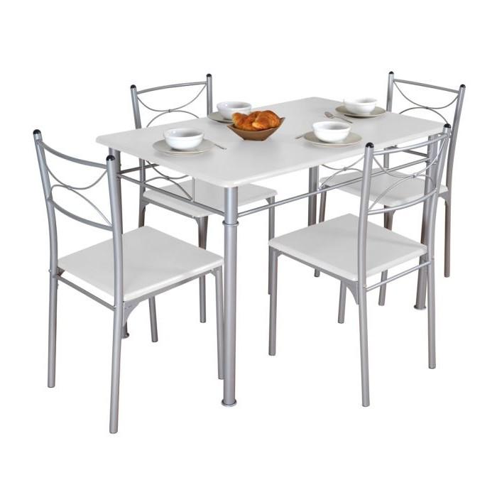Table Et Chaise Pas Cher