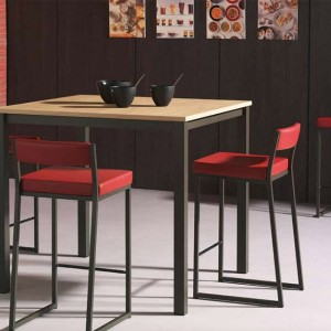 table cuisine ronde contemporaine cuisine id es de d coration de maison gvnzrrenqa. Black Bedroom Furniture Sets. Home Design Ideas