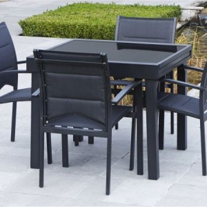 soldes table et chaises de jardin chaise id es de. Black Bedroom Furniture Sets. Home Design Ideas
