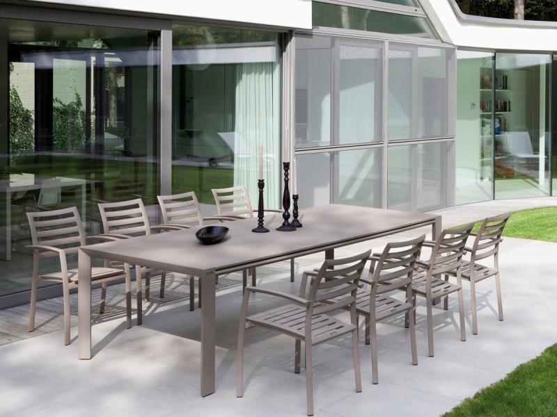 Table Et Chaises Jardin Soldes